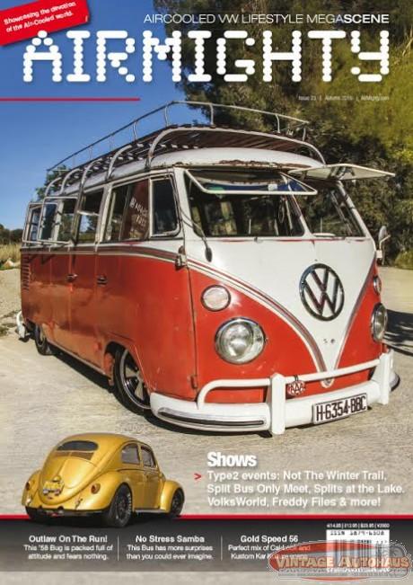 Magazine AIRMIGHTY n°23