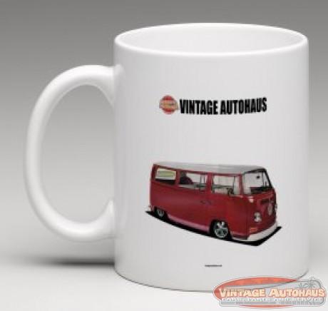 MUG Combi VW rouge
