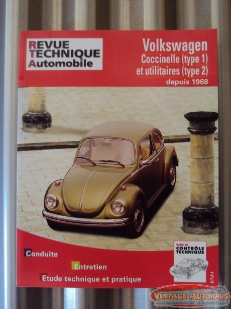 Revue Technique Automobile de 1968 à 1977