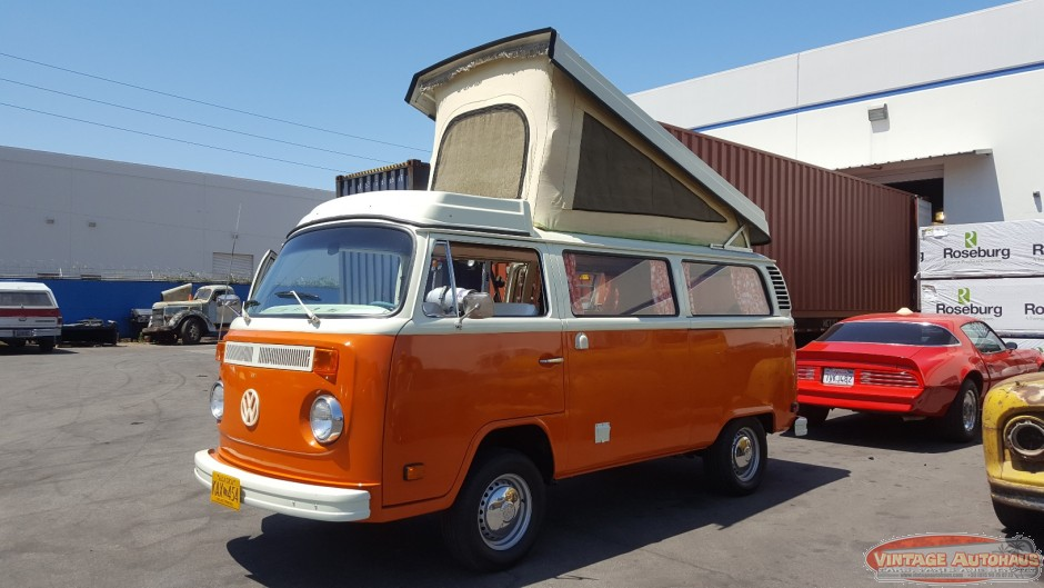 volkswagen combi occasion volkswagen combi t2 westfalia monospace orange occasion volkswagen. Black Bedroom Furniture Sets. Home Design Ideas