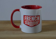 MUG FRENCH SLAMMER rouge