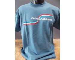 "T-shirt AMF Style ""bleu"""