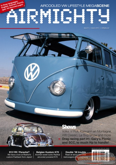 Magazine AIRMIGHTY n°3