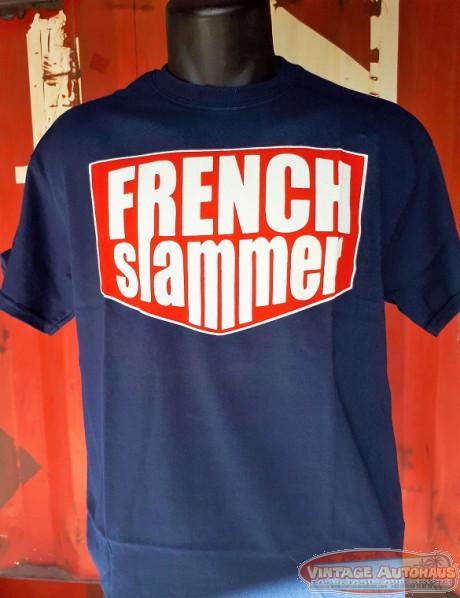 T-shirt FRENCHSLAMMER NAVY