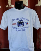 T-shirt DROPPAGE à la FRANÇAISE