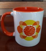 MUG VINTAGE Orange