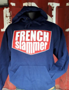 Sweat  Frenchslammer Marine