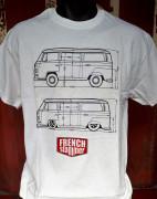 T-shirt DROP BLANC