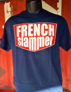 T-shirt FRENCHSLAMMER NAVY